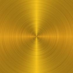 Circular Metall braas