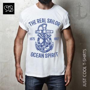 The Real Sailor Ocean Spirit Adventure T-shirt