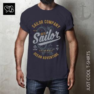 Sailor Company Ocean Adventure T-shirt
