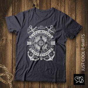 Sea Wanderer Unlimited Adventure T-shirt