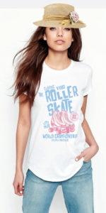 Woman T-shirt ShirtsBirds